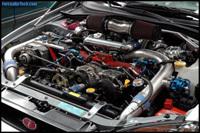 Forced Air Tech : deux turbos ET un compresseur dans votre Impreza