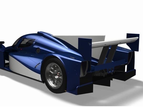 LMP2 2011 - Après la B11/40, voici la Lola B11/80