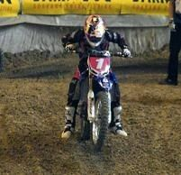 SX Bercy - en direct : James Stewart toujours plus vite au chrono