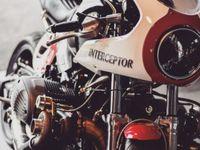 Une BMW R Nine T Interceptor Bi-Turbo unique au monde