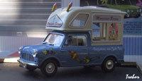 Miniature : 1/43ème - AUSTIN Mini pick-up