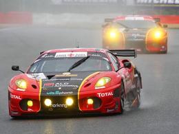 Une Ferrari en pole aux 24 Heures de Spa!