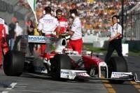 GP D'Australie: Les Toyota et Lewis Hamilton rétrogradés !