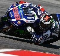 MotoGP - Jerez Qualifications : Lorenzo promet une bonne course