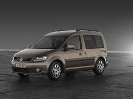 Le nouveau Volkswagen Caddy BlueMotion ? 129 g CO2/km