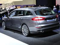 Vidéo en direct du Mondial de Paris 2012 : la nouvelle Ford Mondeo a des arguments