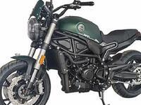 Deux nouvelles motos homologuées en Chine pour Benelli
