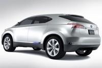 Salon de Tokyo : Lexus LF-Xh Concept et LF-A de série - teasing