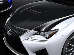 Genève 2014 - Lexus y présenterait ses RC F Sport Line et RC GT3