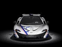 McLaren rend hommage à Alain Prost avec une P1 spéciale