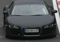 Future Audi R8 V10 : les tests reprennent !
