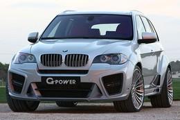 BMW X5 G Power : brute (très) épaisse
