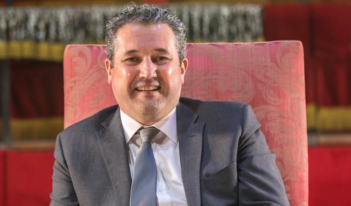 """Interview de Vincent Salimon (président de BMW Group France) : """"d'ici 2023, 90% de notre gamme aura une version électrique """" - Salon Caradisiac 2021"""