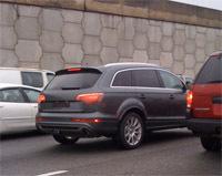 Audi Q7 restylé: 1er aperçu