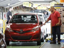Toyota recrute 500 intérimaires à Valenciennes