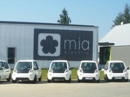 Mia Electric placée en redressement judiciaire