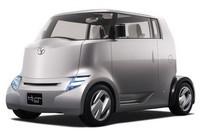 Salon de Tokyo : Toyota Hi-CT Concept - teasing