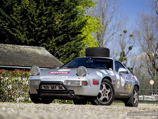 Photos du jour : Porsche 928 (Cars & Coffee Paris)