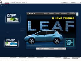 Les commandes ouvertes en  Irlande et au Portugal pour la Nissan LEAF électrique