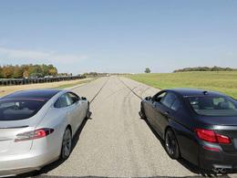 Christian Von Koenigsegg aime sa Tesla Model S, un peu moins sa BMW M5