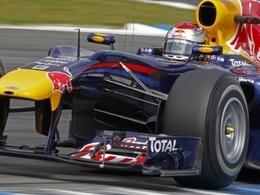 Red Bull domine les essais libres 1
