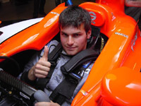 Fabrizio Del Monte chez Midland F1