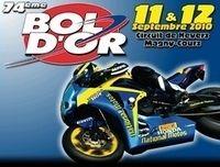 Bol d'Or 2010 : Le jour va se lever, à 7 heures, la Suzuki n° 2 toujours en tête