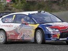 Sébastien Loeb : « De bons points »