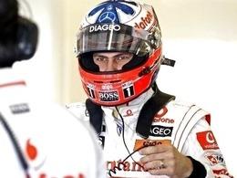 Paffett et McLaren toujours unis en 2012