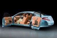 Salon de Tokyo : Nissan Intima Concept – teasing