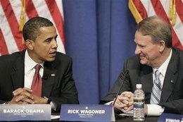 GM : Obama fait tomber Wagoner, Henderson prend les rênes