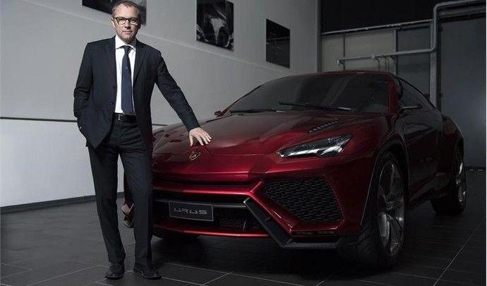 Lamborghini : nouvelle usine et 200 embauches de plus pour l'arrivée du SUV Urus