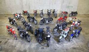 43 motos aux enchères ce samedi 27 octobre chez Artcurial