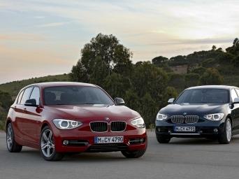 Nouvelle BMW Série 1: à partir de 25400 €