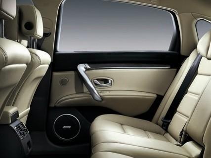 Bienvenue à l'intérieur de la Renault Samsung SM7