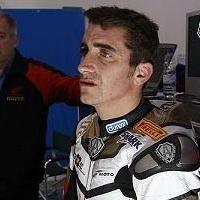 """Supersport - Brands Hatch D.1: Matthieu Lagrive à Caradisiac Moto: """"Objectif demain, rester en première ligne !"""""""