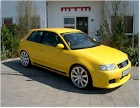 Audi S3 by MTM
