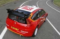 WRC: Citroën en sera jusqu'en 2009 au moins