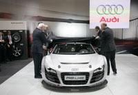 FFSA GT3: Oreca avec Audi France