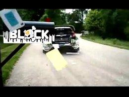 [vidéo] Ken Block sort les poubelles et va faire les courses