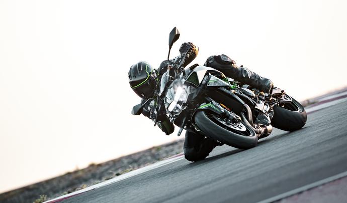 Kawasaki Z H2: présentation officielledu nouveau gros roadster