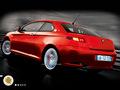 Alfa Roméo GT Quadrifoglio d'Oro Special Edition : Alain Delon style