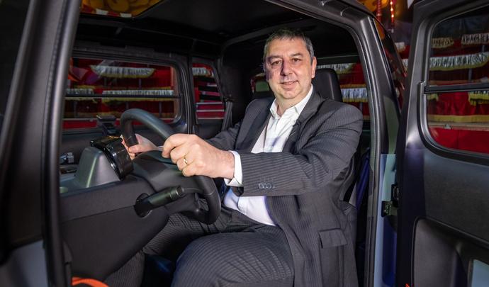 """Interview de Jérôme Gautier (Directeur du commerce Citroën): """"Avec l'Ami, nous sommes dans la partie haute de nos objectifs."""""""