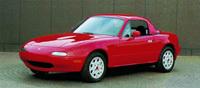 La naissance de la Mazda MX-5