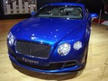 En direct du Mondial 2012 - Bentley Continental GT Speed: Une GT-R... raffinée !
