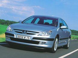 Fiche occasion Peugeot 607