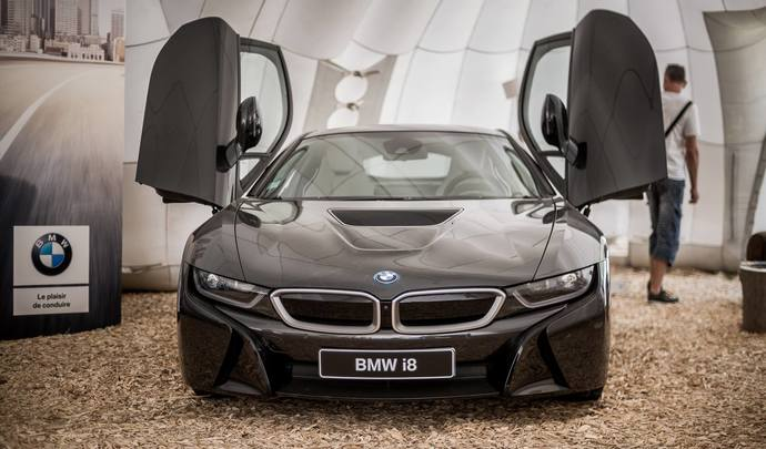 Salon du véhicule électrique et hybride à Val d'Isère du 12 au 15juillet 2018 (vidéos)