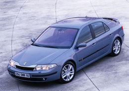 Fiche occasion Renault Laguna II