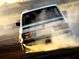 De retour du combat en BMW Serie 5 E28