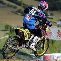 Motocross : GP de Fermo, Ken Roczen gagne la première manche
